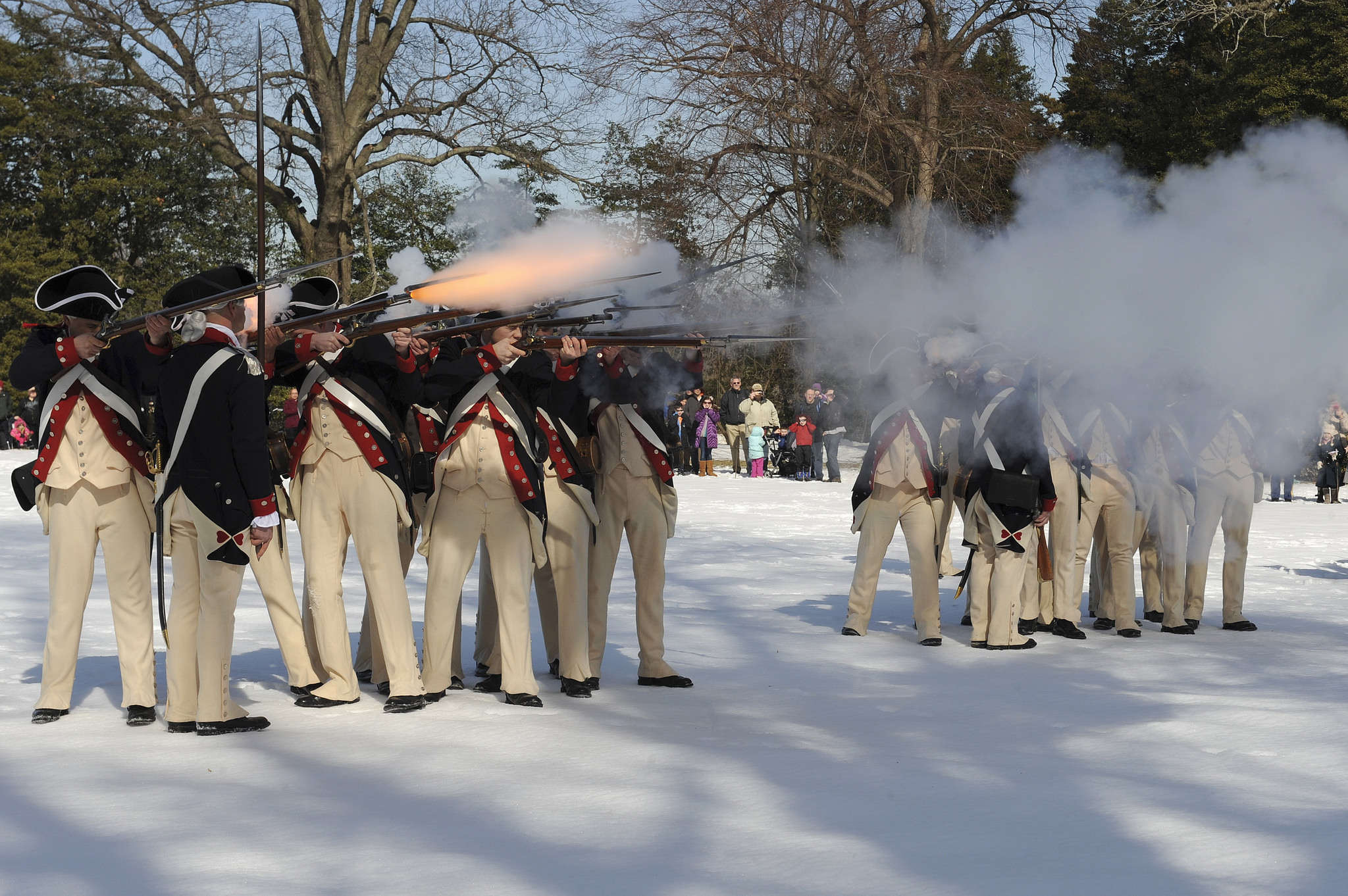 Winter Day Trips Near Falls Church President's Day at Mount Vernon| Winter Day Trips Near Falls Church Worth Taking | West Broad