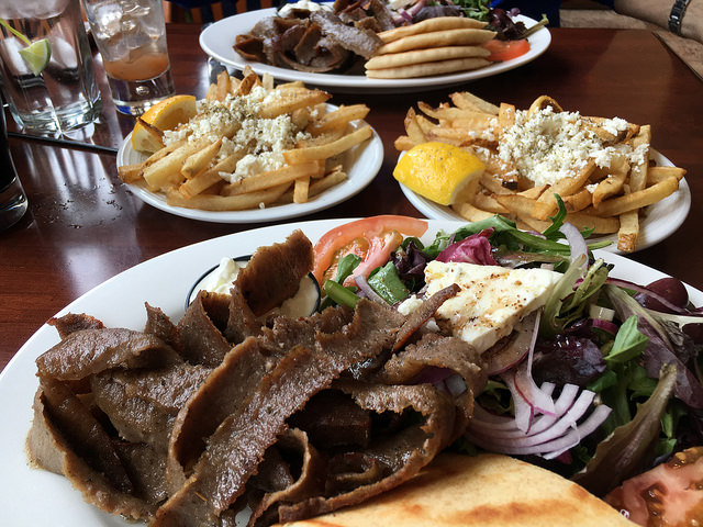Find Your Favorite Greek Dishes in a Modern Setting at Plaka Grill