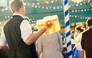 Try Beers From All Over the World at Westover Beer Garden & Haus