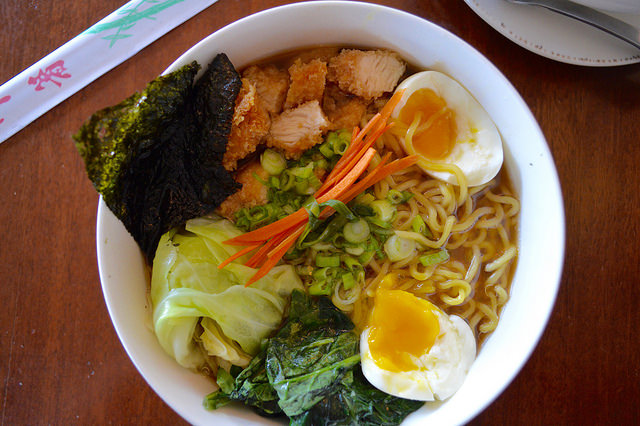 Warm Up With a Bowl at Ramen Factory 42