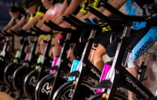 Get Fit to Fun Music at CycleBar