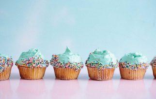 Gluten-Free Treats Don't Taste Gluten-Free at The Happy Tart