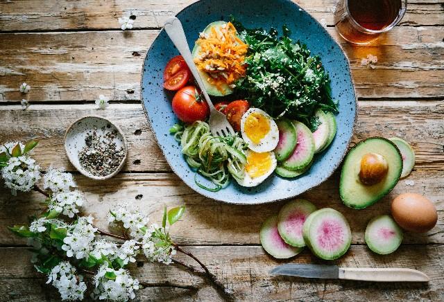 Build a Creative Salad at Fresh Chop Chop