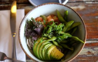 Build a Hawaiian-Inspired Meal at Lei'd Poke