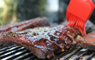 Find Casual, Slow-Smoked Fare at Liberty Barbecue