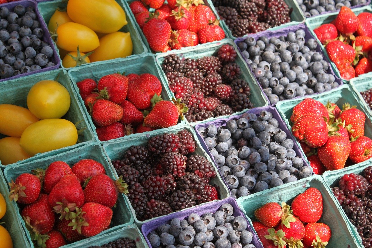 Falls Church Farmers Market To Go: Taste What's in Season