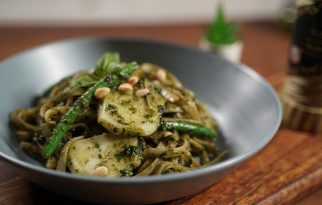 Get Your Fix of Italian Fare at Sfizi Cafe