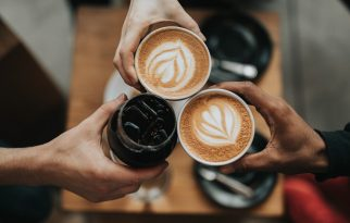 Simply Social Coffee Has Debuted in Vienna