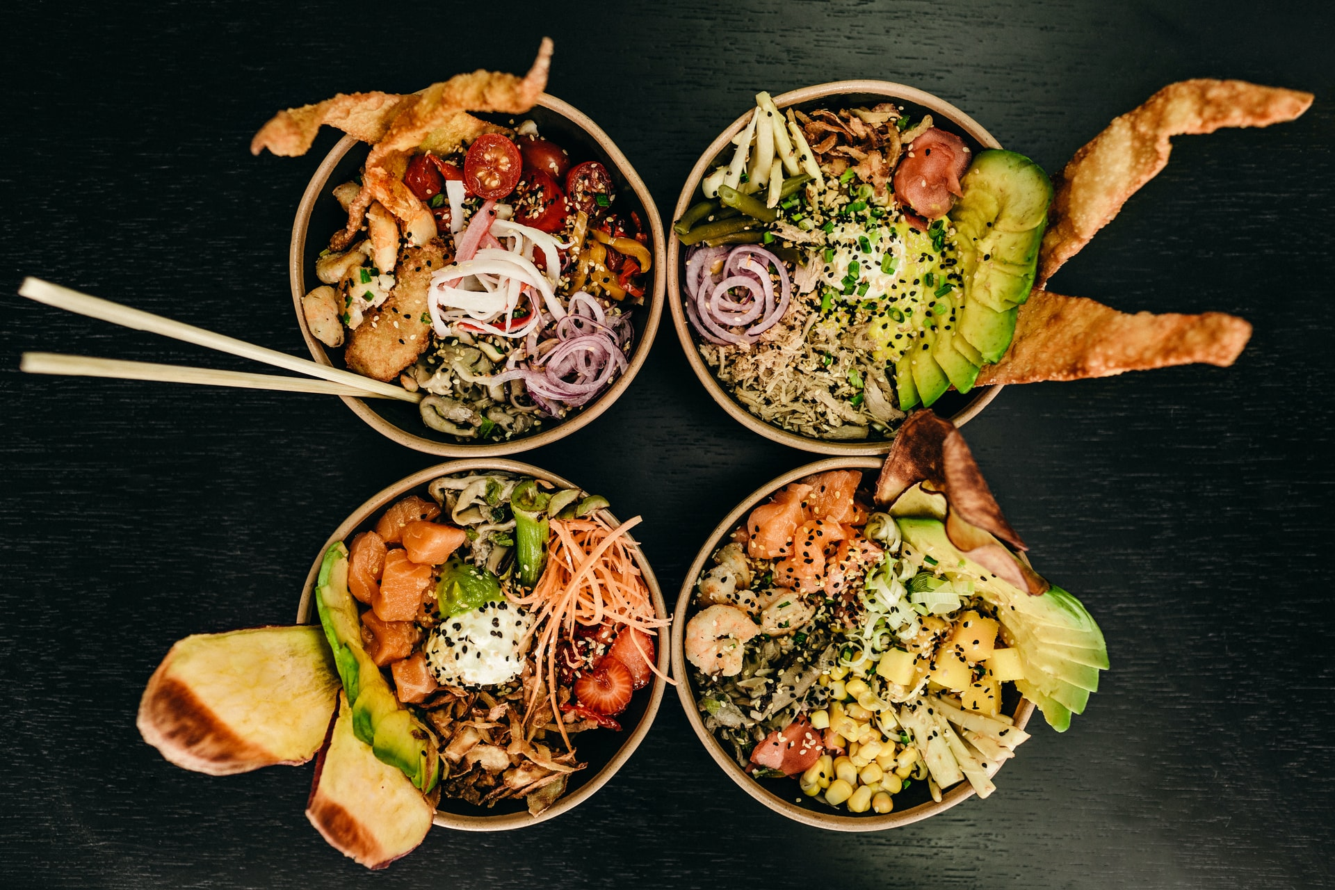 Take a DIY Approach to Your Lunch at Island Fin Poké
