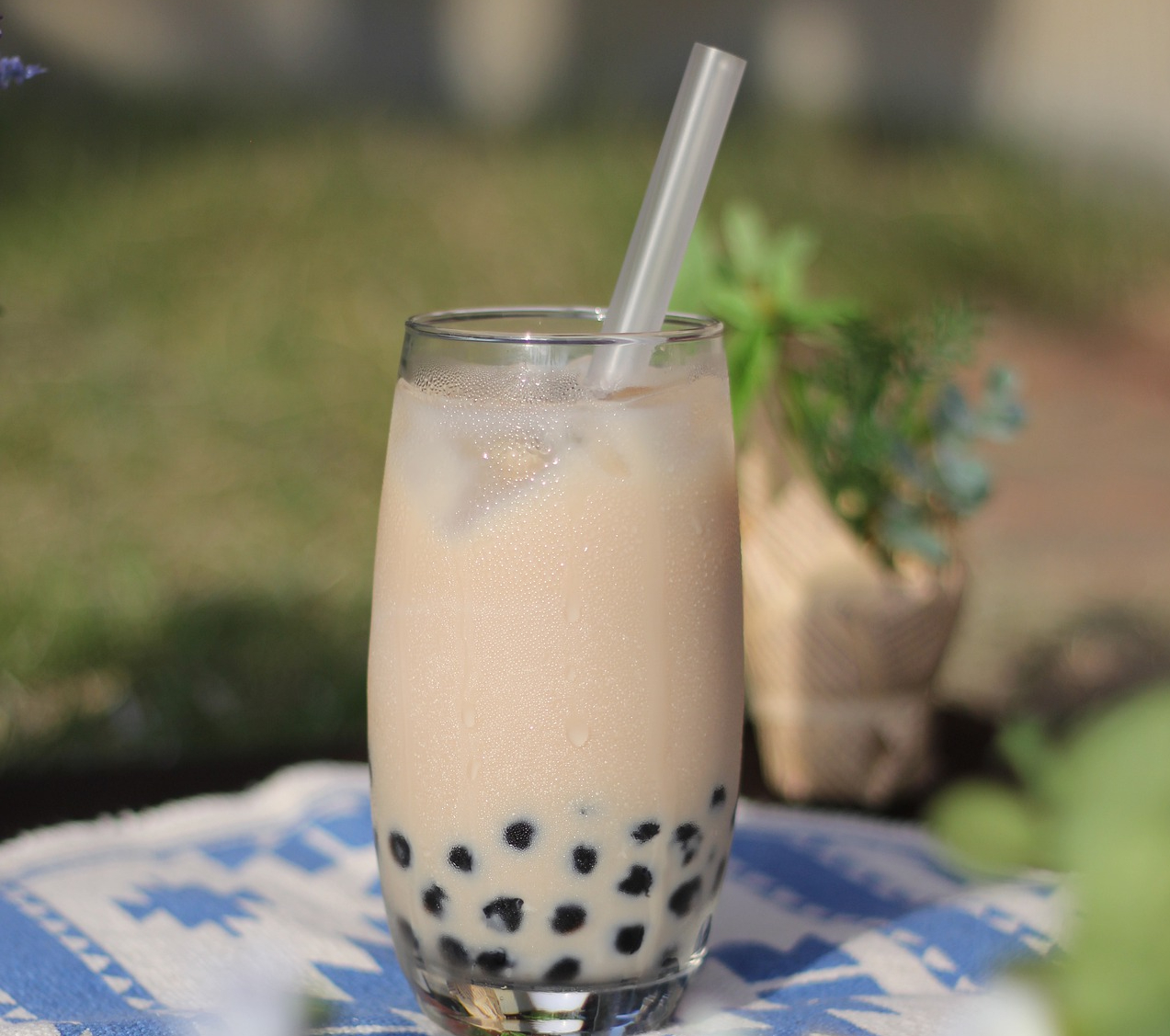 Cool Off With Boba Tea at Mr. Wish