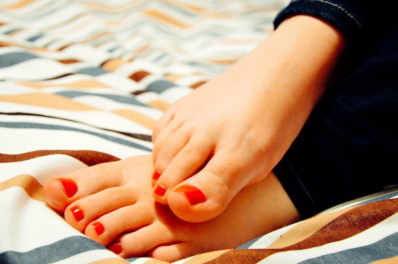 Prep Your Feet for Sandal Season at Nothing in Between Studio